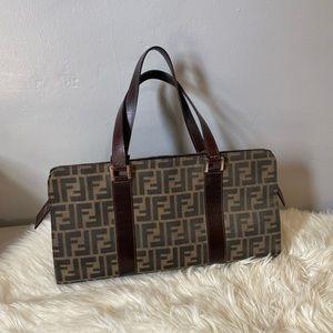 Vintage Fendi Top Handle Bag